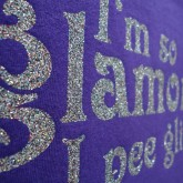 Referenzbild Glamour